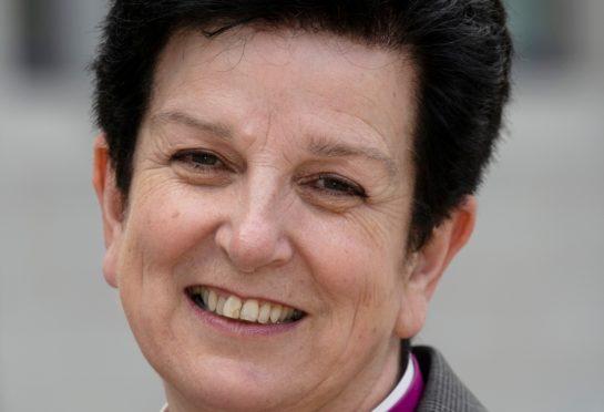 Bishop Anne Dyer.