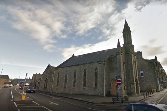 The Rev Alastair Gray has been minister at Keith North Church for three years.