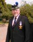 Joe Davidson, Inverness branch chairman of the Royal British Legion.