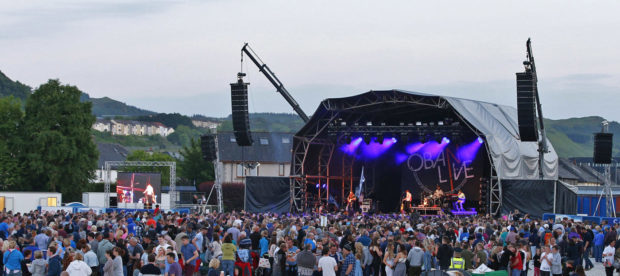 Oban Live 2018 hailed a success after generating more than £1.4 million for the local economy.
