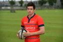 Aberdeen Grammar captain Sam Knudson.