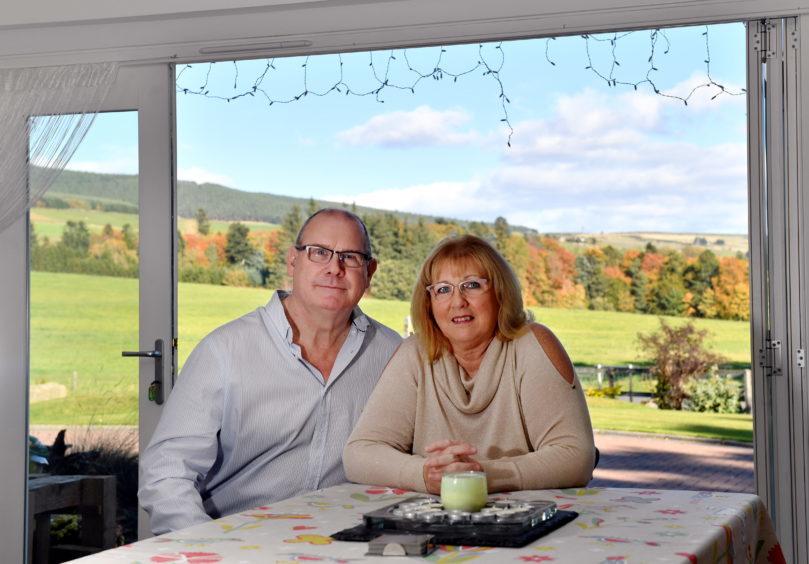 Keith and Patty O'Toole.