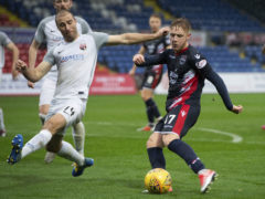 Ross County co-boss Stuart Kettlewell urges Davis Keillor-Dunn to take his chance