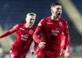 Iain Vigurs would take another memorable goal in the Highland derby on Saturday.