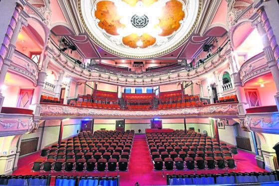 Tivoli Theatre.
