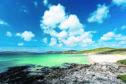 Luskentyre beach on the Isle of Harris.