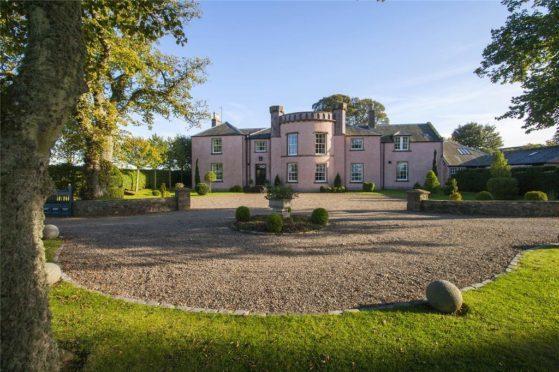 Kirkton House, near Montrose