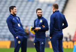 Scott McKenna and Graeme Shinnie in Scotland squad to face Kazakhstan and San Marino