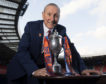 21/11/18 HAMPDEN PARK - GLASGOW Terry Butcher at Hampden Park for the Irn Bru Cup Semi-Final Draw.