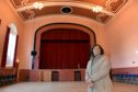 Councillor Wendy Agnew is delighted the town hall will be refurbished. (Picture: Colin Rennie)