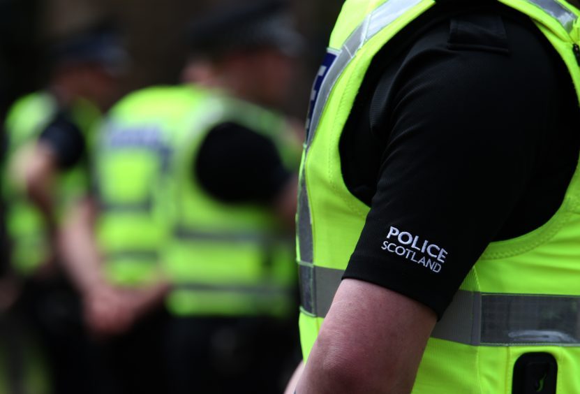Female pedestrian taken to hospital after serious road accident in Inverness