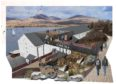 An artists impression of the plans at Caol Ila