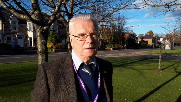 Councillor Ian Cockburn