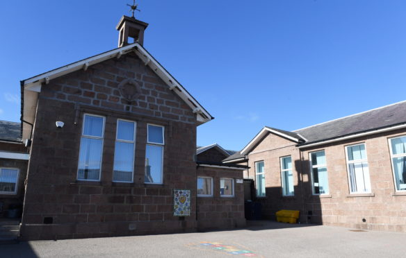The community council and pupils of Boddam Primary School have run several initiatives to tackle dog fouling.