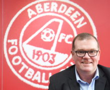 Aberdeen reveal new kit as Saltire Energy extend sponsorship deal with the Dons