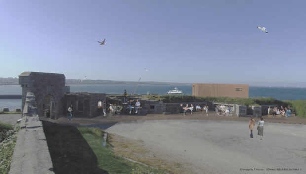 The Greyhope Bay project is now moving to Torry Battery