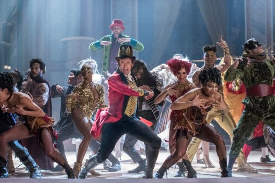 Youngsters will enjoy a sing-a-long viewing of the Greatest Showman.