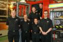 Kinlochleven Fire Service.