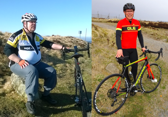 Bicycling For Weight Loss >> Weight Loss Man Cycles 200 Miles After Getting Life Back Press