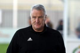 Cove boss John Sheran suffers heart attack