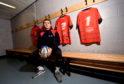 Jasper Mowatt, who has scored twice in three games for Aberdeen Grammar since signing.