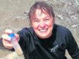 Marine biologist Ruth Gates
