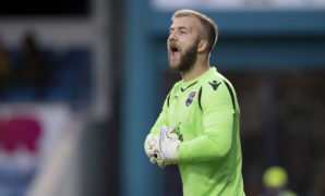 Ross County players ready for pivotal Christmas period, says Scott Fox