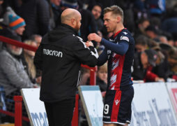 Ross County striker Billy Mckay predicts Ayr United will be in Championship title race until the wire