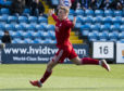 Lewis Ferguson was named in the Scotland under-20 squad yesterday.