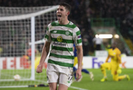 Christie strikes twice as Celtic run out 4-1 winners over Ross County