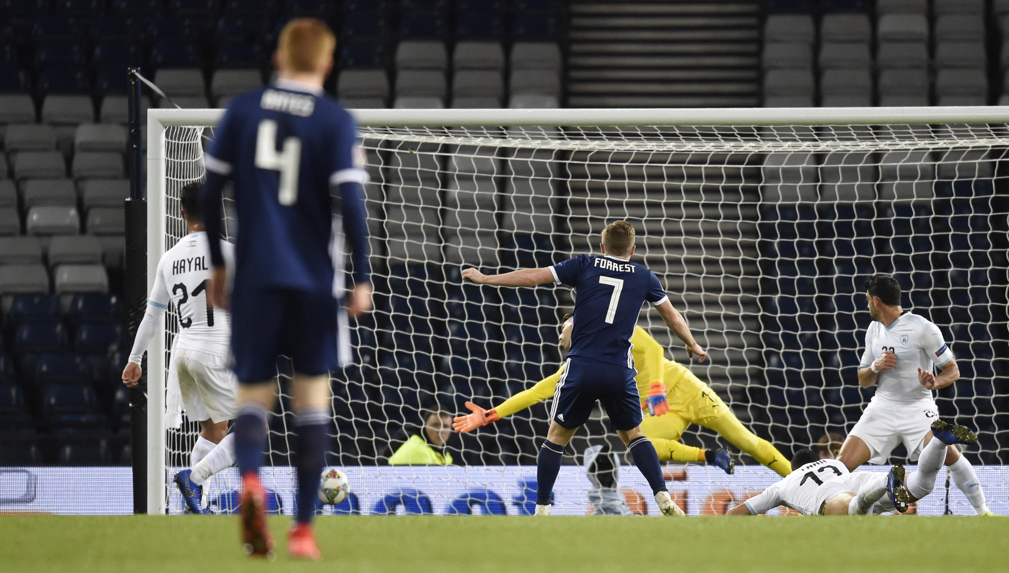 Nations League promotion will lift Scotland, says Paul Lambert
