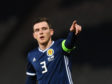 Scotland skipper Andy Robertson