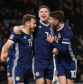 The trio of Ryan Fraser, James Forrest and Ryan Christie shone against Albania and Israel.