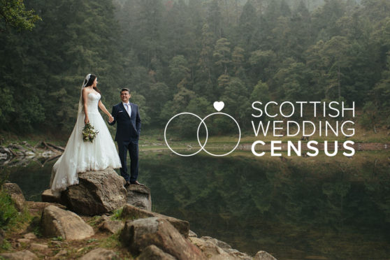 e89ef051d3b Scottish wedding census  Tell us about your big day and you could win £750