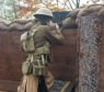 A recreation of a WW1 trench has been built at the Gordon Highlanders Museum.