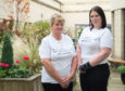 Liz Kirwan and Jill Munro are both service delivery officers for Victim Support Scotland in Moray.