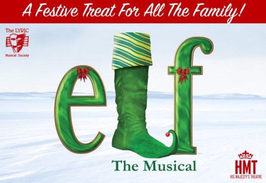 Early Christmas Present.Review Musical Version Of Elf Is Early Christmas Present