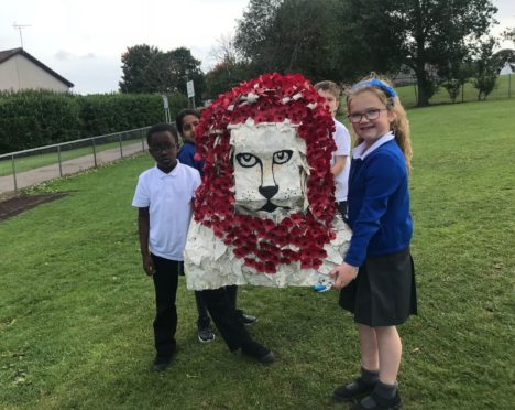 Community Comes Together To Mark 100 Years Since The