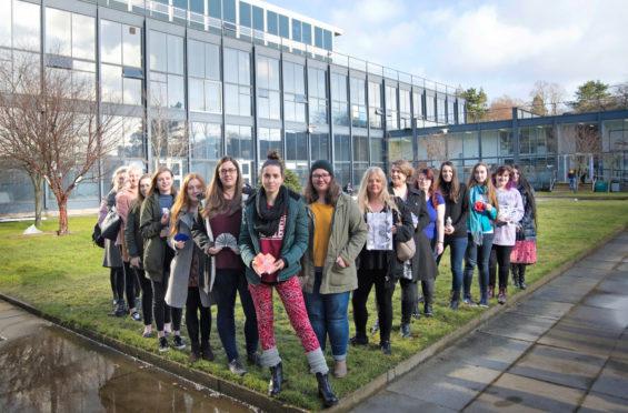 Scottish Design Relay alights at Grays School of Art in Aberdeen