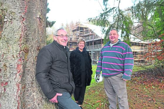 The L'Arche Community in Drummond Crescent.