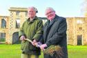 Councillors Peter Argyle and Norman Smith.