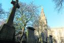 The Kirk of St Nicholas, Union Street, Aberdeen.