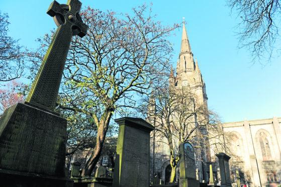 Aberdeen mum assaulted woman in city centre graveyard | Press and Journal