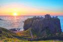 Tourist hotspot Dunnottar Castle is one of the many Aberdeenshire destinations which lends itself to a Norwegian market.