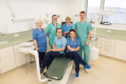 NHS Western Isles Dental Centre staff.