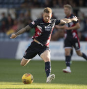 Gardyne ready to make Staggies impact after lengthy spell on sidelines