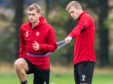 James Wilson and Sam Cosgrove have managed four goals between them this season.