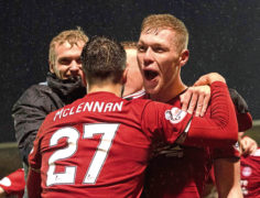 Cosgrove targets silverware after signing new deal with Aberdeen