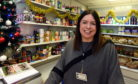 Claire Whyte, support worker at the Woodside Pantry project