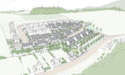 Aberlour artist impressions of the new site.